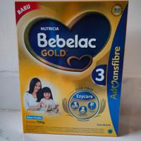 bebelac gold 3 700 vanila gr