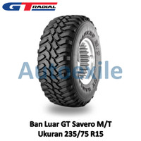 Ban Luar GT 235/75 R15 Savero MT Tubeless Radial M/T Mobil SUV Offroad