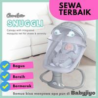 Snuggli Cocolatte bouncer baby swing
