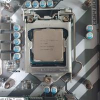 Motherboard MSI B250M Mortar Arcric + Porcessor Intel i5 7500