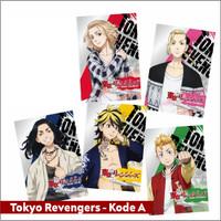 Poster Anime Tokyo Revengers