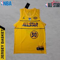 Baju Jersey Basket Swingman NBA ALLSTAR Stephen Curry All Star 20/21