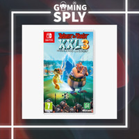 Switch Asterix & Obelix XXL 3: The Crystal Menhir