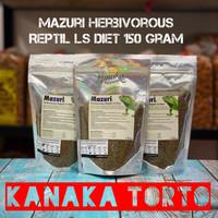 Mazuri Herbivorous Reptile LS Diet 150 Gram Pelet Iguana Uromastyx