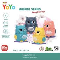 Mainan Edukasi Anak Bayi / Mainan Mesin Putar Berjalan Tanpa Baterai