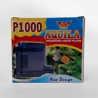 AQUILA P1000 Aquarium Liquid Filter Water pump pompa aquarium kolam