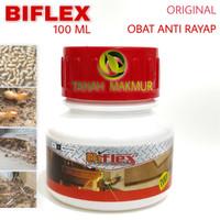 Obat Anti Rayap BIFLEX 100 ml Kayu Tanah Terbaik Teter Biflek 100ml