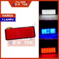 Lampu Motor Stop Tambahan Variasi LED