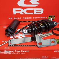 mono shock jupiter mx new RCB / mono shock MX king RCB tabung pisah