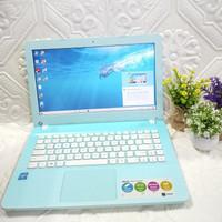 LAPTOP SECOND ASUS X441NA INTEL N3060 RAM 2GB HDD 500GB 14 WINDOWS10