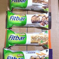 Fitbar Cemilan Diet 22 gr Multigrain Tiramisu Choco Delight Snack
