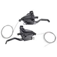 Shimona Speed Shifter Handle Brake Rem Sepeda 7 Speed 2 PCS Kanan Kiri - POLOS