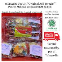 Oleh-oleh Jogja Wedhang / Wedang Uwuh Minuman Tradisional ASLI Imogiri