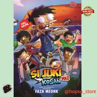 Buku SI JUKI ANAK KOSAN #1 by Faza Meonk