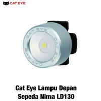 Lamp Bike Assesoris Lampu Sepeda Cat Eye LED Nima L130