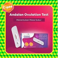 Ciyee.. Test Pack Kesuburan - Andalan Ovulation Test Kit - Ovulation Test