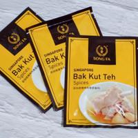 Song fa bak kut teh singapore 30 gram / Song fa bakut teh