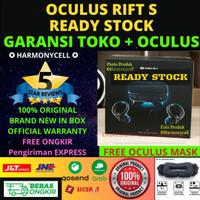 OCULUS RIFT S Virtual Reality System TERMURAH SEALED BRAND NEW SEGEL