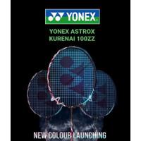 NEW YONEX ASTROX 100ZZ 100 ZZ KURENAI NEW COLOUR MADE IN JAPAN