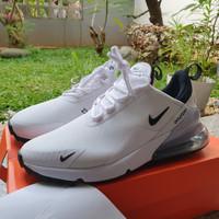 Sepatu golf shoes nike airmax 270G unisex BNIB not adidas puma footjoy