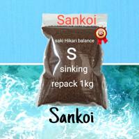 saki hikari balance S small sinking repack 1 kg
