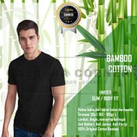 Kaos Polos Cotton Bamboo 30s