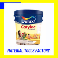 Dulux Catylac Interior Cat Tembok Dalam 5Kg READY MIX - cat dinding