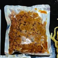 Bakmi Express, Extra daging ayam cincang