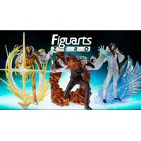 Figure One Piece - Set Figuarts Zero Admirals Aokiji Akainu Kizaru