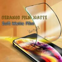 Xiaomi Redmi A1 A2 5x 6x Note 4 4x 5 5A Matte Ceramic Anti Gores glare