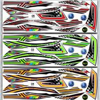 Sticker Striping Variasi Thailand Thailook Jupiter Z NEW / ROBOT -1