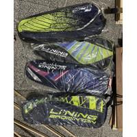 Tas Lining Resleting 2 ORIGINAL / Li-Ning Badminton Bag