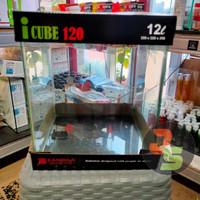 Kandila Aquarium ICube 120 12L Bending Aquascape