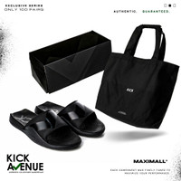 Sandal Slide Maximall X Kick Avenue Black series