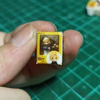 Box Nendoroid 1/12 Ash Lynx 1077 Banana Fish