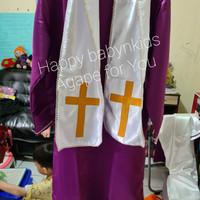 Jubah pendeta/baju pendeta/choir
