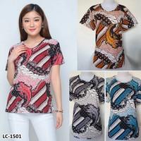 Blouse Batik Wanita / Baju Batik Wanita / Blouse Batik Cewek