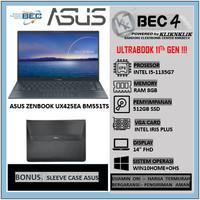 ULTRABOOK ASUS ZENBOOK UX425E BM551TS 1135G7 8GB 512GB SSD PINE GREY