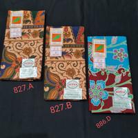 Kain Sarung batik DAUN DEWA/SUPER/ bisa untuk baju & ibu melahirkan.