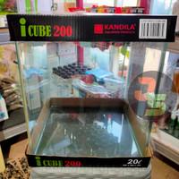 Kandila Aquarium ICube 200 20L Bending Aquascape