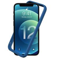 Case iPhone 12 Pro Max 12 Mini RHINOSHIELD CrashGuard NX Bumper Casing - Royal blue, 12 Pro Max