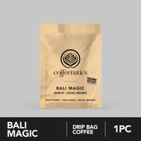 Bali Magic SSP - Kopi Drip Sachet | Coffeenatics