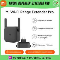 Xiaomi Wifi Repeater Extender Pro Alat Penguat Sinyal Internet Rumah