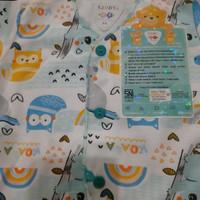 Baju bayi Setelan Kutung LIBBY (3-6bulan)