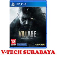 RESIDENT EVIL RE VILLAGE VIII 8 PS4