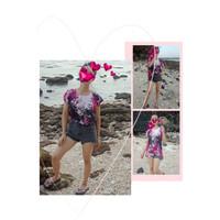Baju Atasan Wanita Baju Bali Murah Bahan Adem Khas Bali
