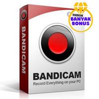 Bandicam Screen Recorder 5 Pro - Aplikasi Perekam Layar Webcam Windows