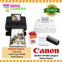 Canon Selphy CP1300 Black - Printer Portable