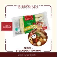 CEDEA - Steamboat Set TOM YUM   TOMYUM  Baso Campur  Isian Shabu 300gr