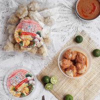 SIOMAY FROZEN ISI 25 PCS